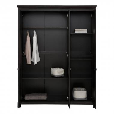 """Шкаф для одежды """"Рауна"""" 30 (колониал)"""