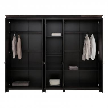 """Шкаф для одежды """"Рауна"""" 50 (колониал)"""