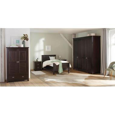 """Шкаф для одежды """"Рауна"""" 40 (колониал)"""