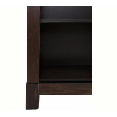 "Шкаф для книг ""Рауна"" 00 (колониал)"