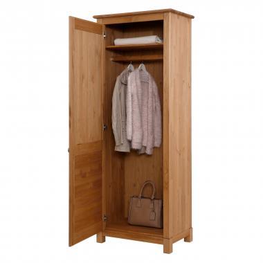 Шкаф для одежды Рауна-100 (бейц/масло)