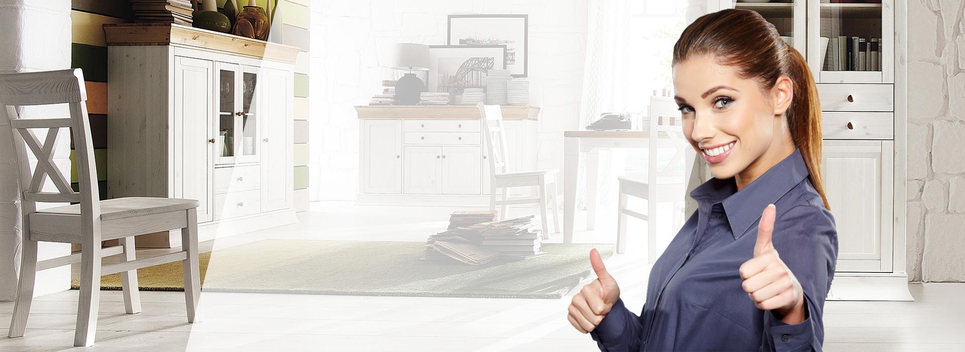 Лови момент - скидки до 40% на мебель из массива