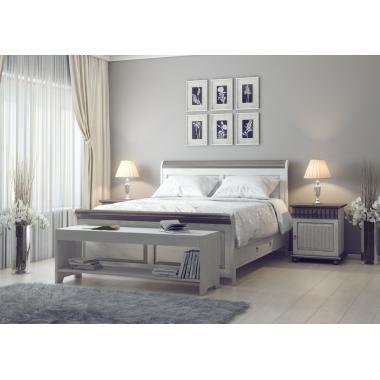 Кровать Мальта М-160 с ящиками