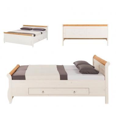 Кровать Мальта 160 с ящиками