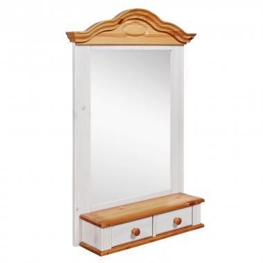 Полка-зеркало Синди